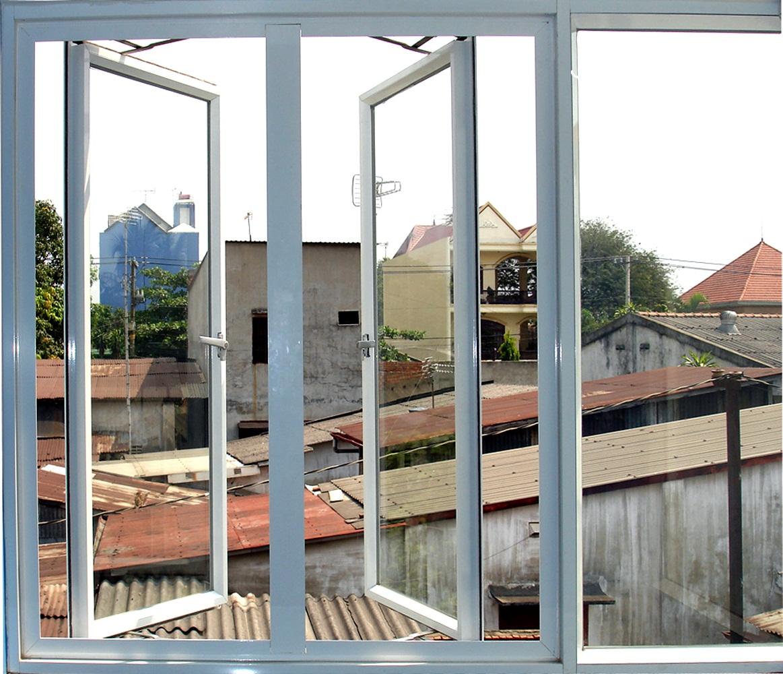 Tiết kiệm không gian đóng/mở cửa, giúp tận dụng tối đa diện tích cho ngôi nhà.